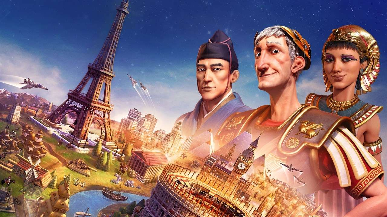Civilization 6 Is Free At The Epic Games Store