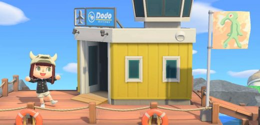 Animal Crossing: New Horizons – Your Airport's Color Could Determine Other Item Colors