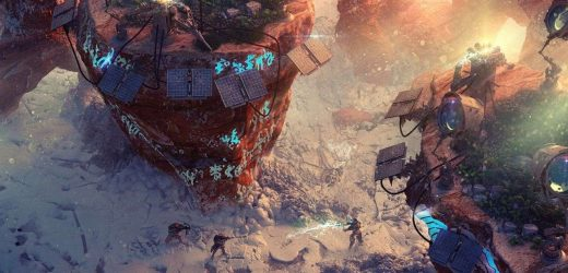New Wasteland 3 Dev Diary Talks Plot, Villians, And God-President Reagan