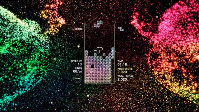 Tetris Effect Soundtrack Is Now Available–Get Ready To Feel Weirdly Emotional About Falling Blocks Again