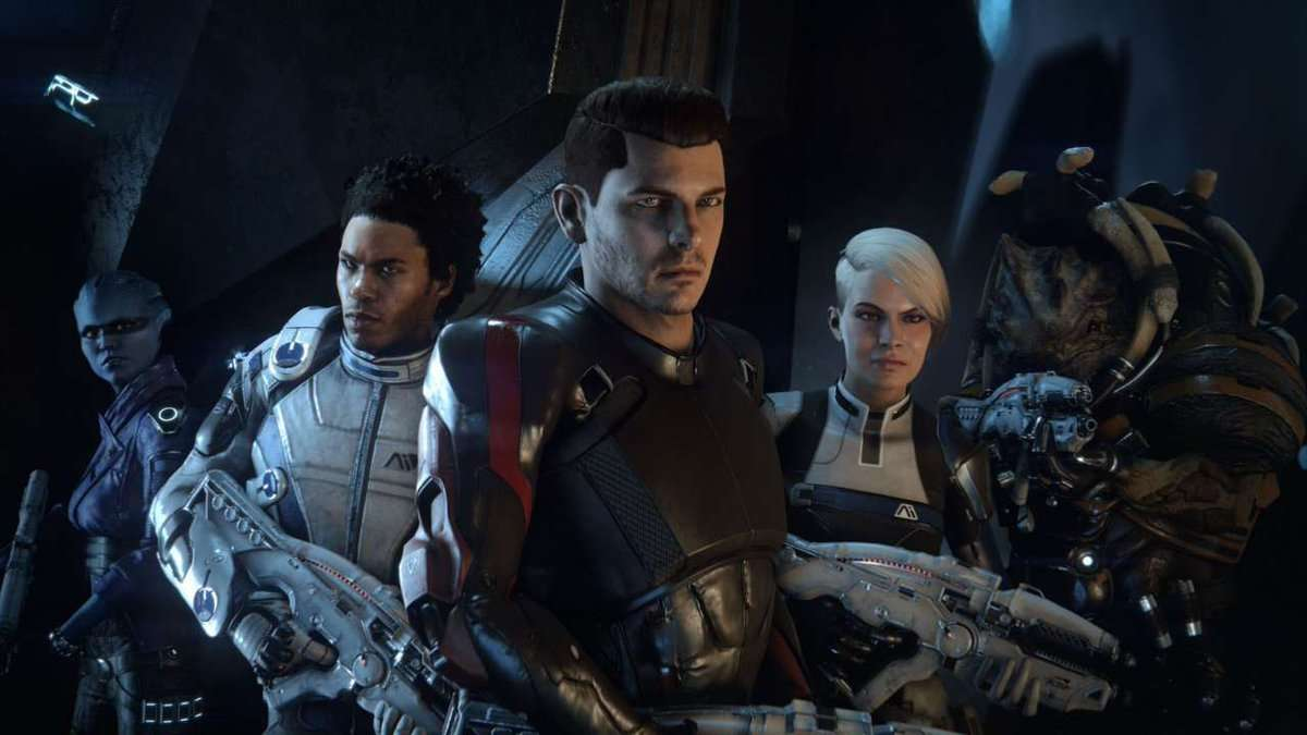 BioWare Is Celebrating Mass Effect Songs On Twitter In New Music Series