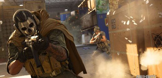 Call of Duty: Modern Warfare and Warzone get a playlist update, surprise double XP