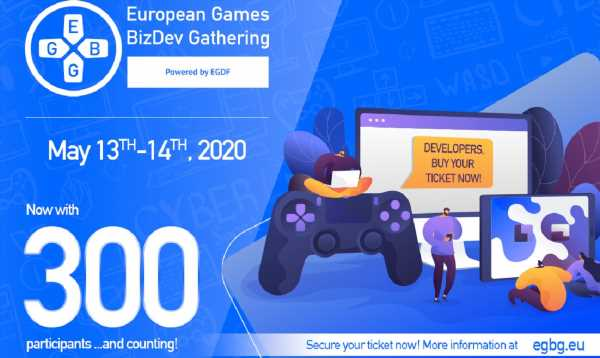 European Games BizDev Gathering seeks to keep deals and money flowing during pandemic