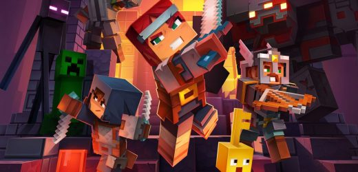 Minecraft Dungeons review: elegant, family-friendly dungeon-crawling