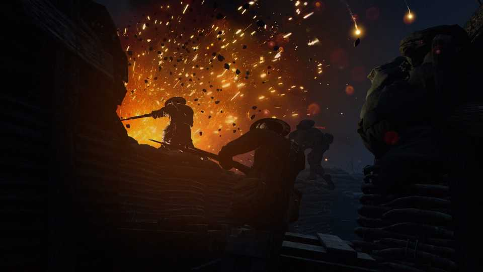 War Remains Review: Visceral, Simplified Shot Of WW1 In VR