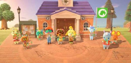Animal Crossing: New Horizons has sold over 13.41 million copies