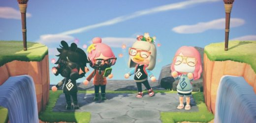 A Growing List Of The Best Fan Designs In Animal Crossing: New Horizons