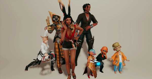 Final Fantasy 14's fantastic fashions and how they came to be