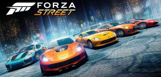 Forza Street Now Available On iOS & Android