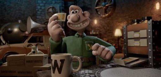 Wallace & Gromit returning for brand-new augmented reality cartoon