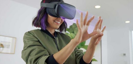 Telepath VR Movement Could be a Great Fit for Quest Hand-tracking