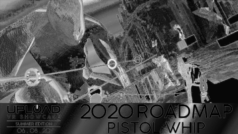 See The Latest From Pistol Whip At The Upload VR Showcase 2020