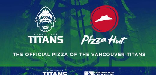 Overwatch League's Vancouver Titans Partner With Pizza Hut Canada