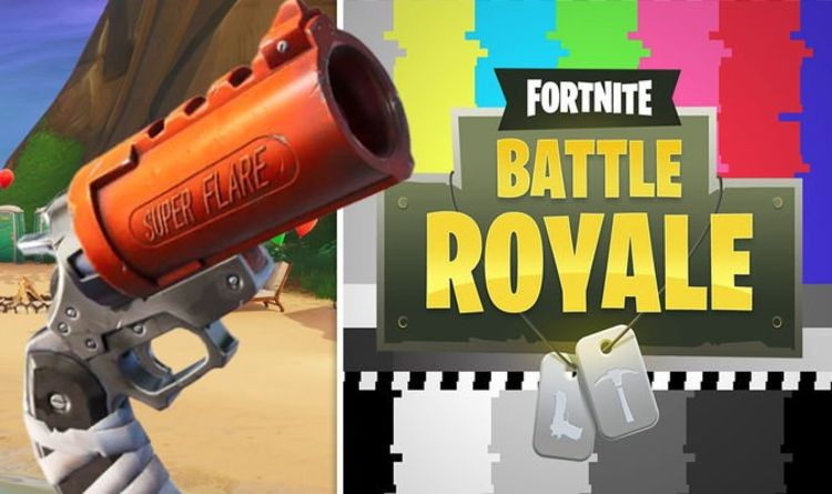 Fortnite update 13.20 patch notes: Server downtime schedule, Flare Gun, map changes, more