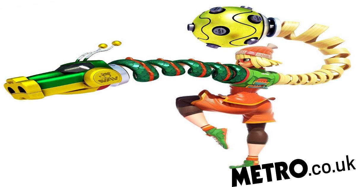 Super Smash Bros. Ultimate: ARMS DLC fighter revealed to be Min Min