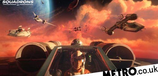Star Wars Squadrons trailer looks amazing, space combat sim out this October