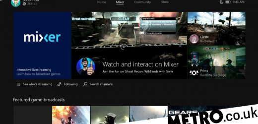 Facebook Gaming won't be part of the Xbox dashboard like Mixer says Microsoft
