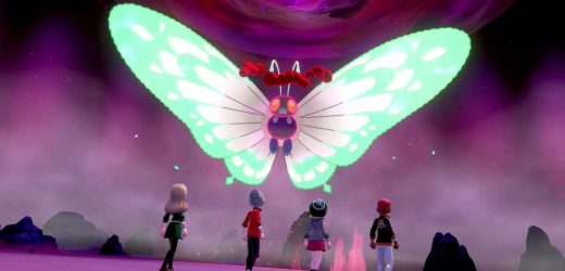 Latest Pokemon Sword And Shield Event Brings Back Every Gigantamax Pokemon