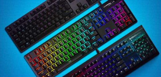 The Best Gaming Keyboards In 2020: Razer, Steelseries, Logitech, HyperX, And More