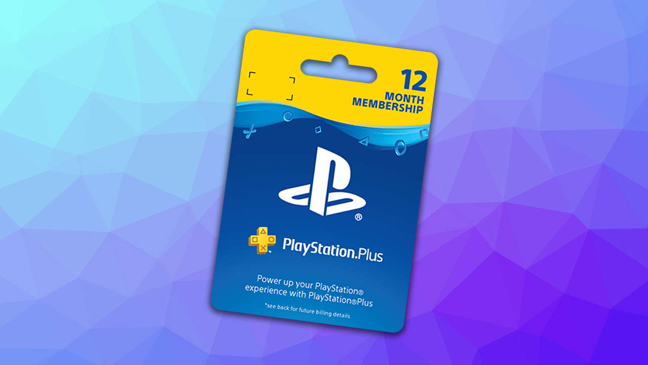 Get A PlayStation Plus 1-Year Code For $37 In Fantastic PS4 Deal