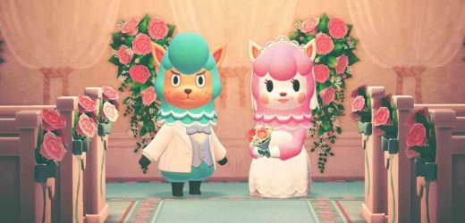 Animal Crossing: New Horizons Wedding Season Starts With Special Furniture And Clothes