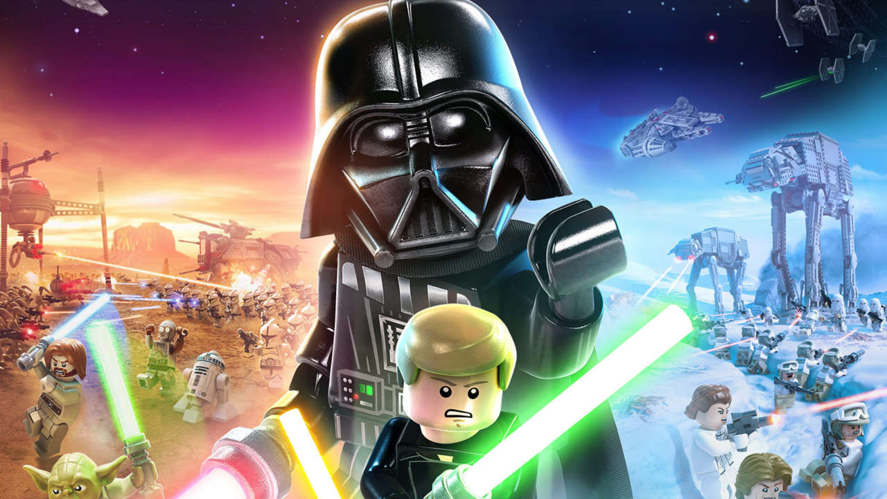 Every Lego Star Wars: Skywalker Saga Pre-Order Comes With A Great Steelbook Case