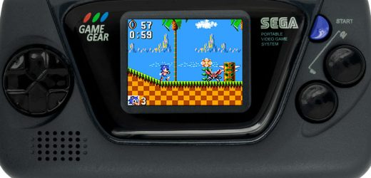 Sega Game Gear Micro Announced, Tiny-Handed Gamers Rejoice