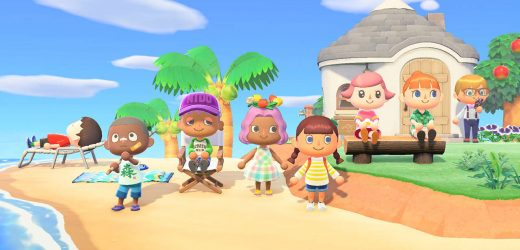 Full Animal Crossing Summer Shell DIY Recipes List