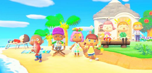 New Animal Crossing: New Horizons Seasonal Items Now Available