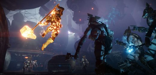 Destiny 2 Cross-Play Is On Bungie's Roadmap, Here's When It's Coming