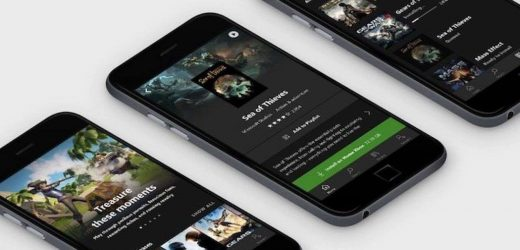 A New Xbox Mobile App Is Coming