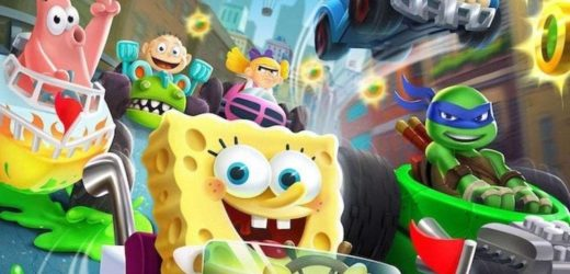 Xbox Series X Compatible Game Leaked, And It Stars Spongebob