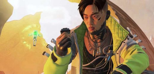 Apex Legends Lost Treasures Event Starts Today With Crypto Town Takeover