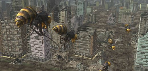 Earth Defense Force 6 Announced, Check Out These Giant Bees And Spiders