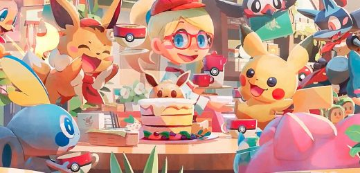 Pokemon Cafe Mix Is Out Now On Nintendo Switch