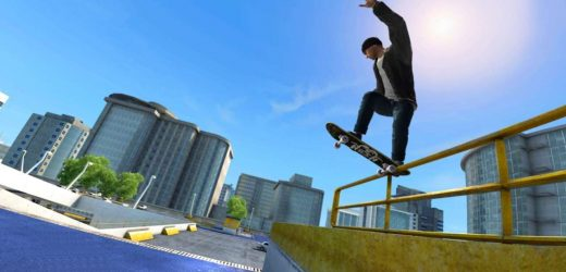Skate 4 Could Bring Back User-Created Content