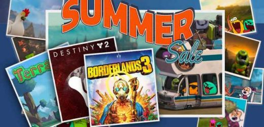 Steam Summer Sale 2020 Is Live With Skyrim, Doom, GTA 5, And More