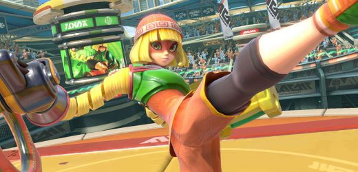 Super Smash Bros. Ultimate's Min Min DLC And 8.0 Update Out Now