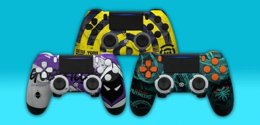Scuf's New PS4 Controllers Feature Slick Call Of Duty League Designs