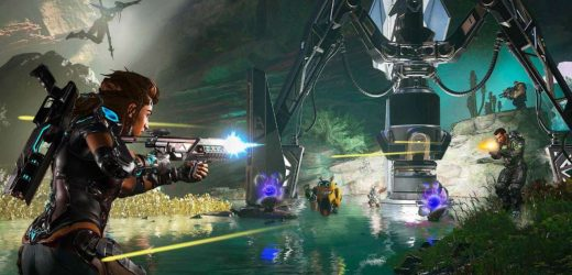 Despite Being Released Already, Amazon's Crucible Is Going Back Into Closed Beta