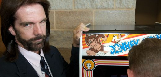 Guinness rolls over, says Billy Mitchell is still Donkey Kong and Pac-Man king