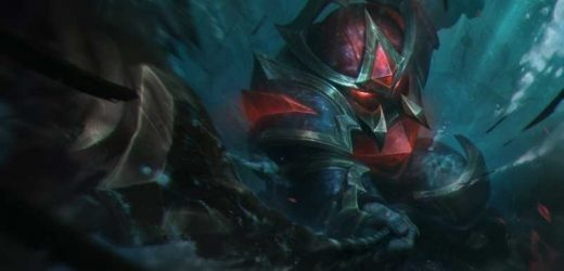 Riot celebrates 2020 Spring Split champions with new Conqueror Nautilus skin in League Patch 10.14
