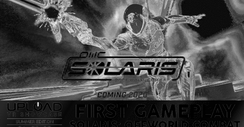 See First Gameplay From Solaris At The Upload VR Showcase On June 8!