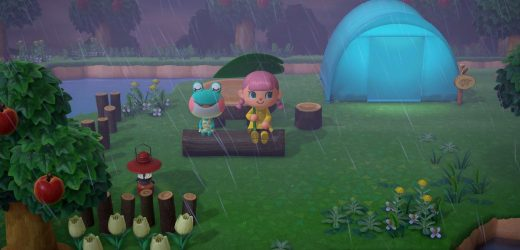 Animal Crossing tool helps predict your weather, shooting stars