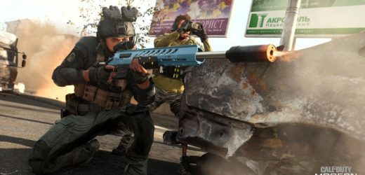 Check Out Call of Duty: Warzone's Air Verdansk Trailer