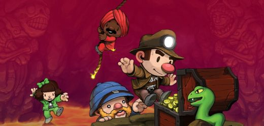 Spelunky, Baba Is You, Hyper Light Drifter included in Humble's Fight for Racial Justice Bundle