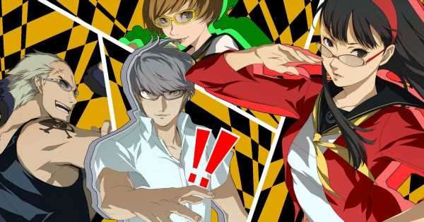 Persona 4 Golden is as good as you remember it
