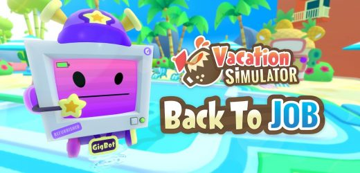'Vacation Simulator' to Take on the Gig Economy in Its First DLC Drop, Trailer Here – Road to VR
