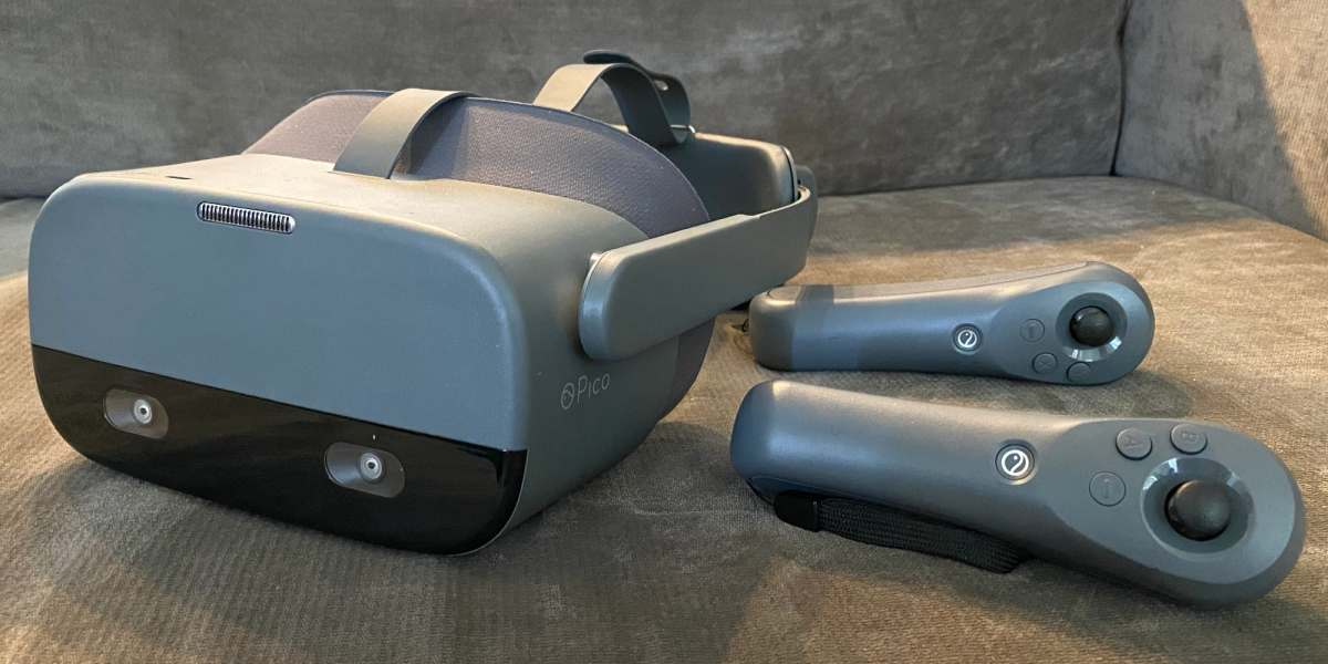 Pico Neo 2 Eye hands-on: The 4K, eye tracking, enterprise Oculus Quest