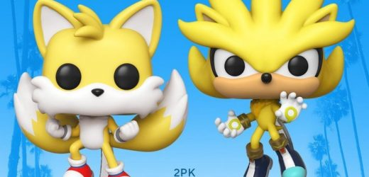 Funko Reveals Limited Edition Sonic And Pokémon Pops For SDCC @ Home
